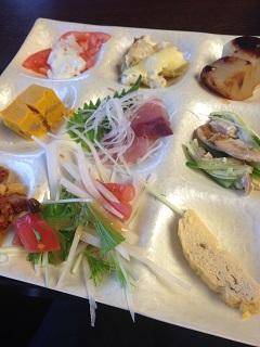 農家レストラン 八福神 バイキング