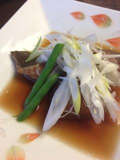 農家レストラン 八福神 海まかせの煮魚