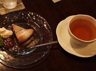 茶王(ケーキセット)