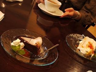 茶王(ガトーショコラ)