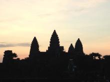 外見も内面もトラッドでまじめと見せかけて実は。。。-アンコールワット_Angkor Wat