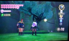 何と言うことでしょう。一瞬で大きな樹木に成長してしまいました