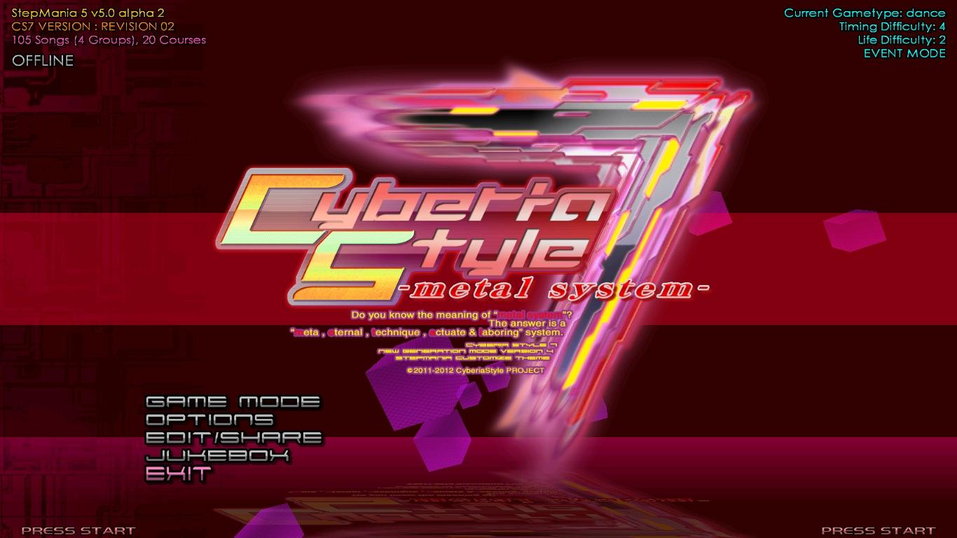 CyberiaStyle7