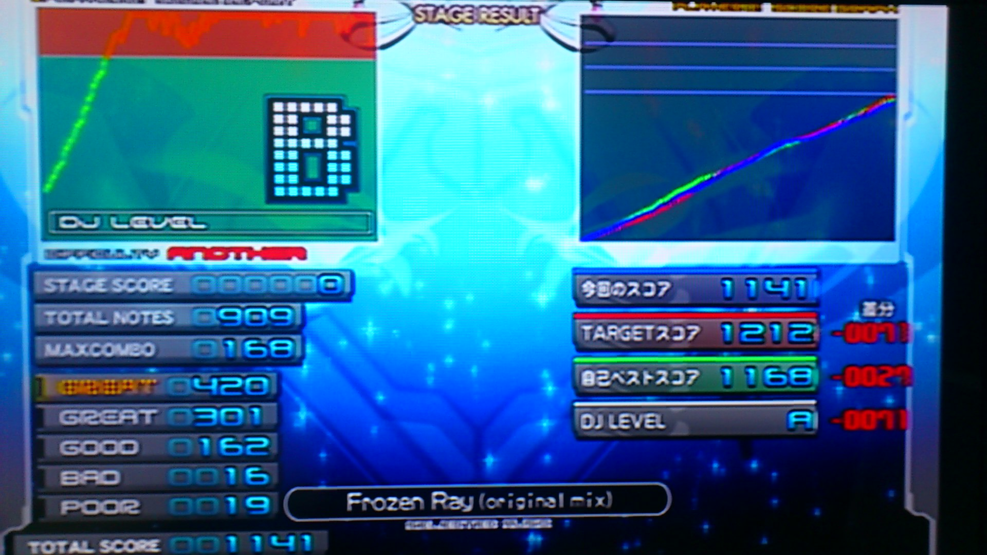 Frozen Ray(A)ノマゲ