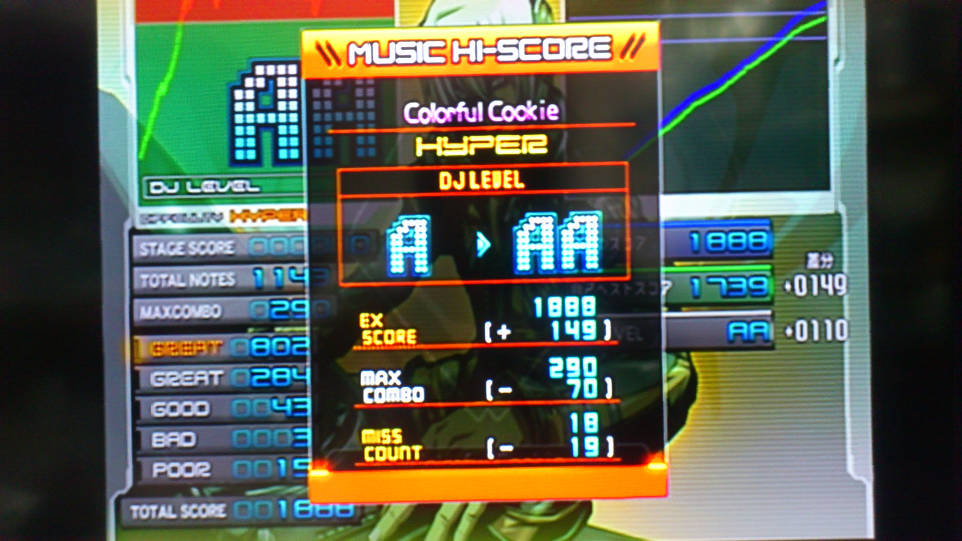 Colorful Cookie灰AA