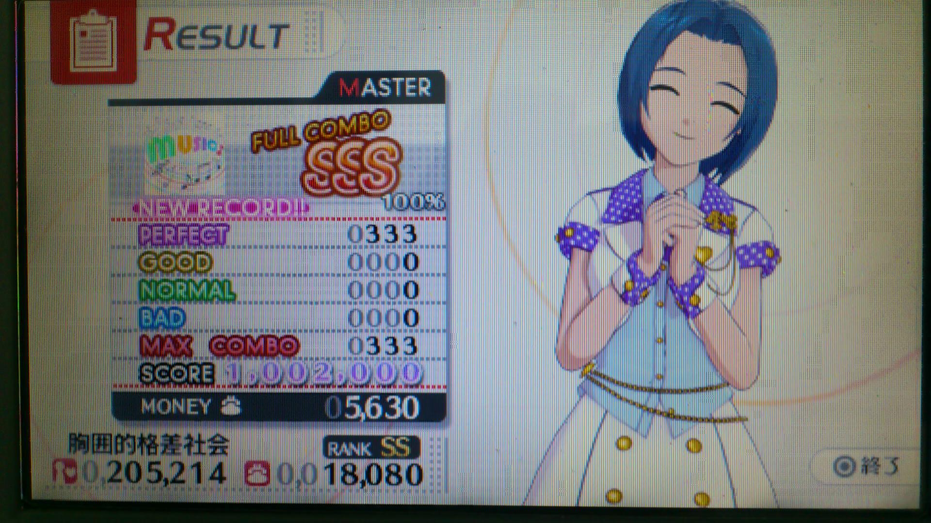 MUSIC♪全パフェ
