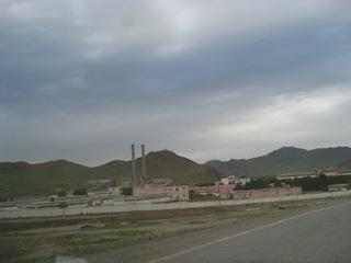 生物化学工場