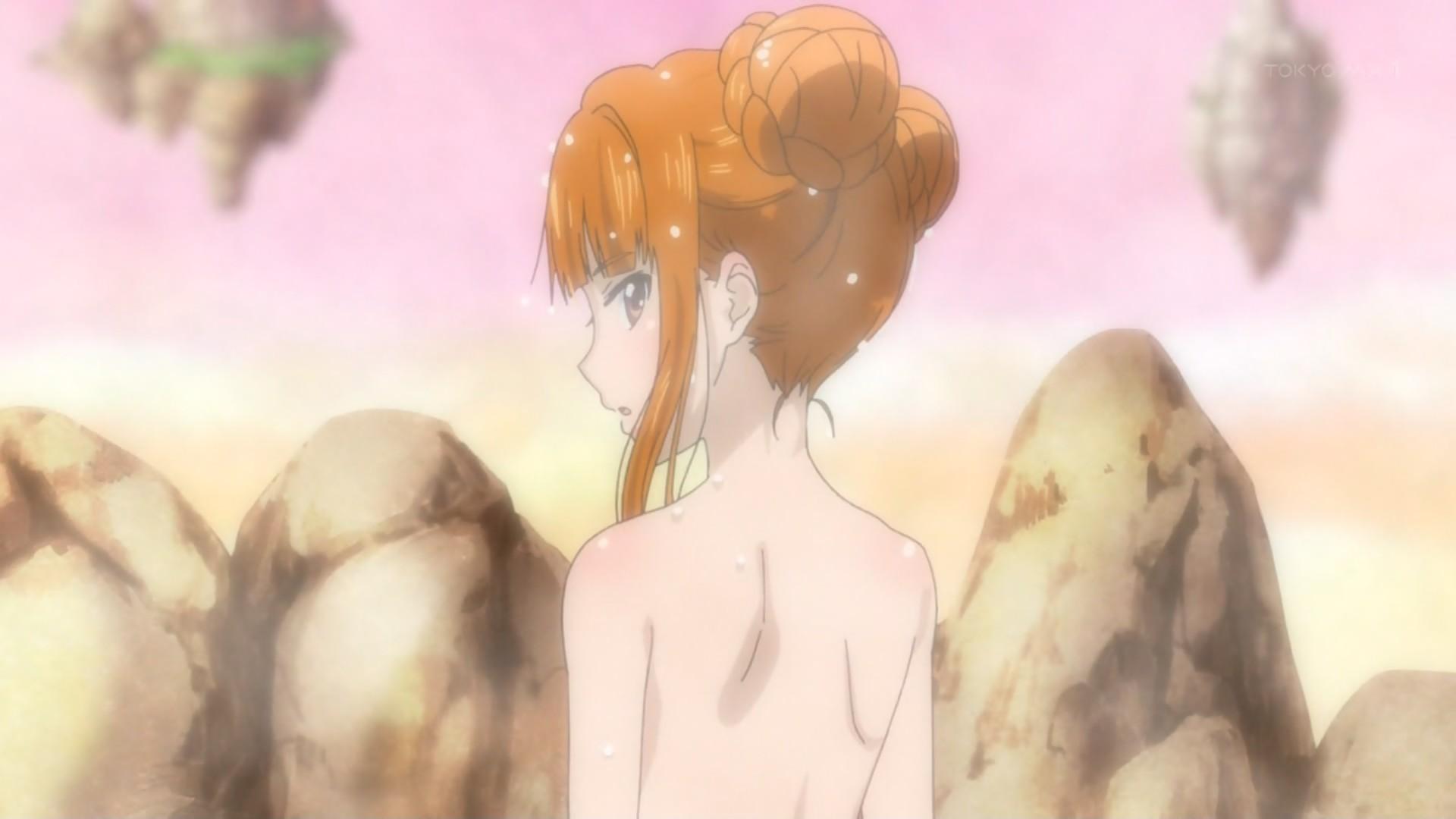 モモキュン#お風呂栗