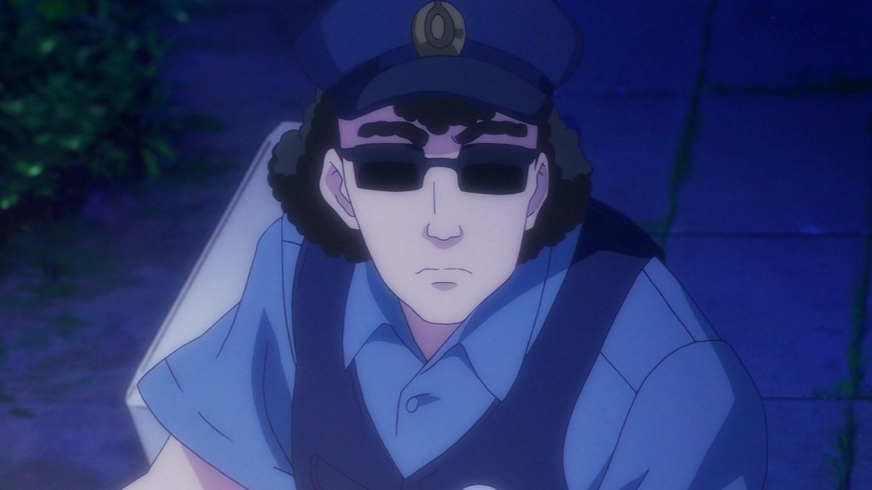 ハナヤマタ#12お巡りさん
