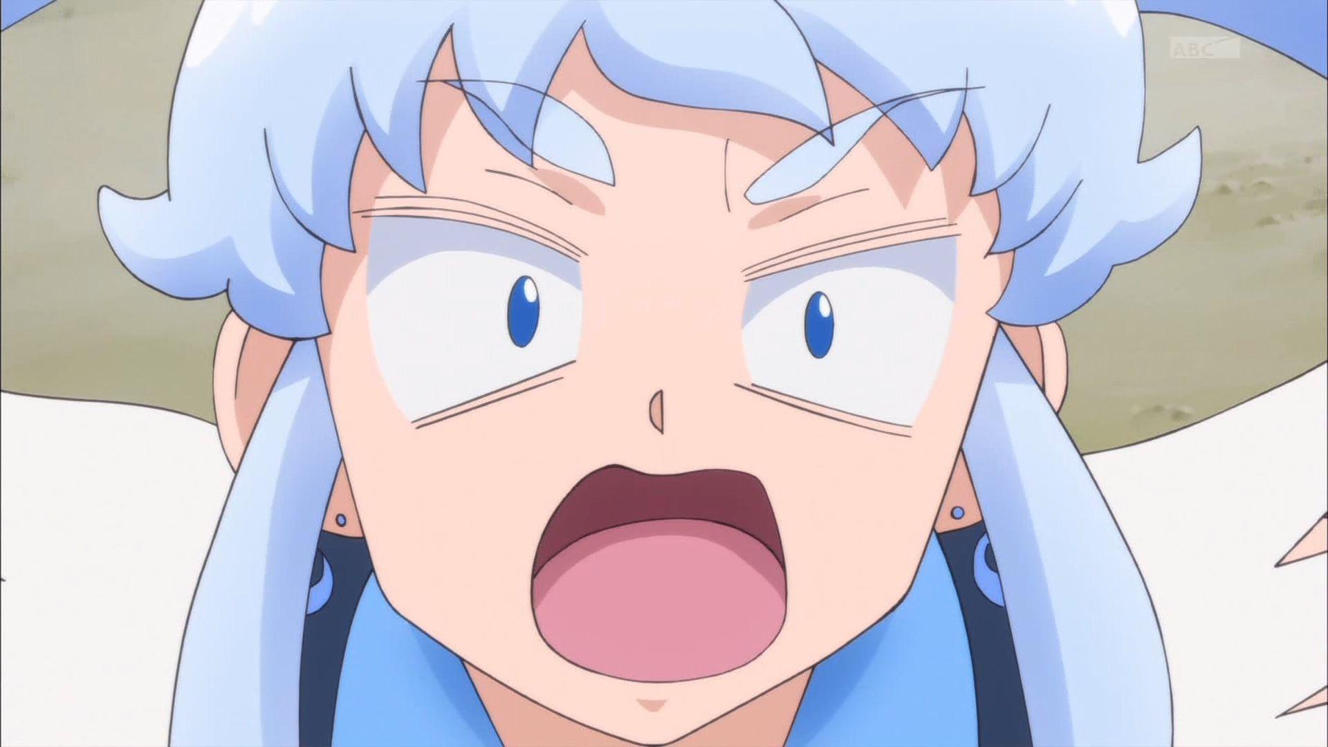 ハピプリ#35姫の顔
