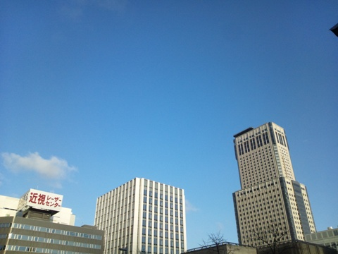 春の空(2012.04.13)