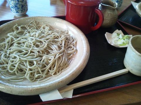 もりそば(2012.04.30)