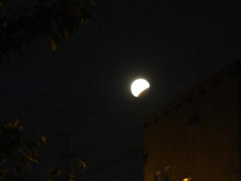 月蝕(2012.06.04)