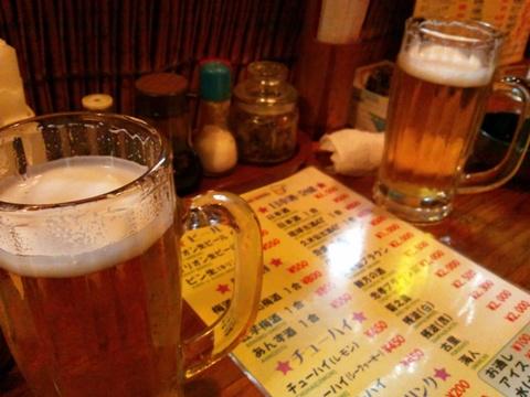 オリオンビール(2012.08.09)