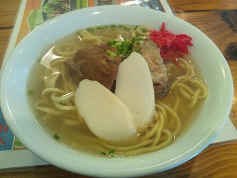 沖縄そば!(2012.08.10)