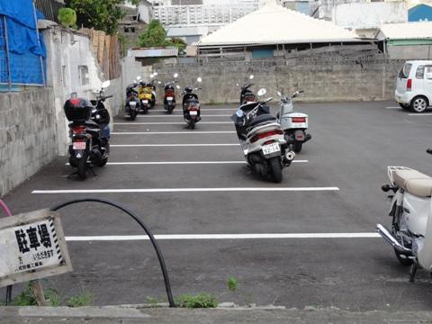 バイクの街(2012.08.11)