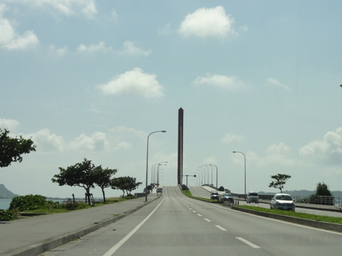 海中道路へ02(2012.08.11)