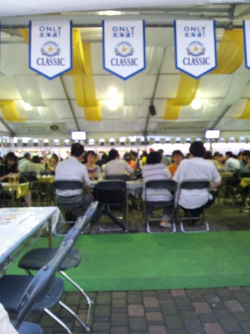 ビアガーデン02(2012.08.13)