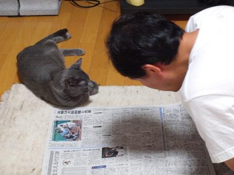 新聞読みまちゅ(2012.08.24)