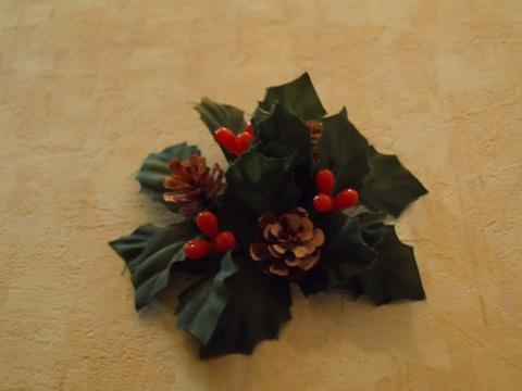 クリスマス・デコ01(2012.11.25)