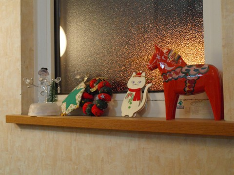 クリスマス・デコ02(2012.11.25)