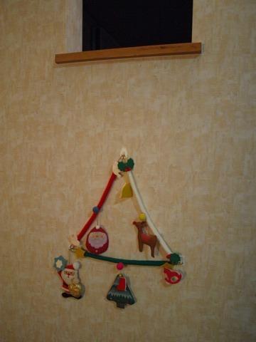 クリスマス・デコ05(2012.11.25)