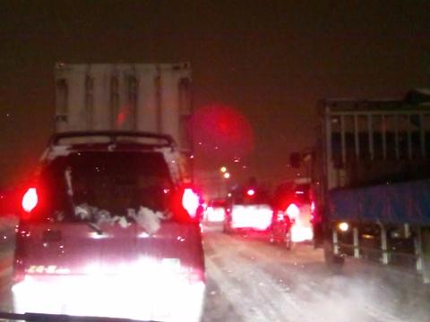 渋滞(2012.12.12)