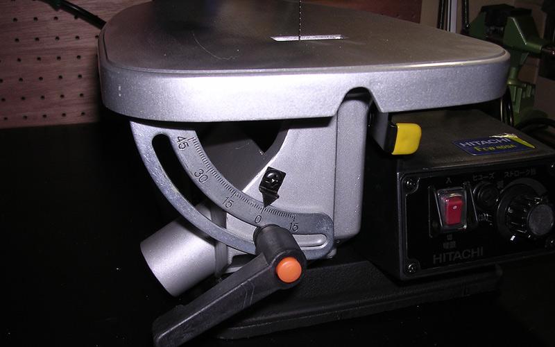 830-日立 卓上糸鋸盤 FCW40SA