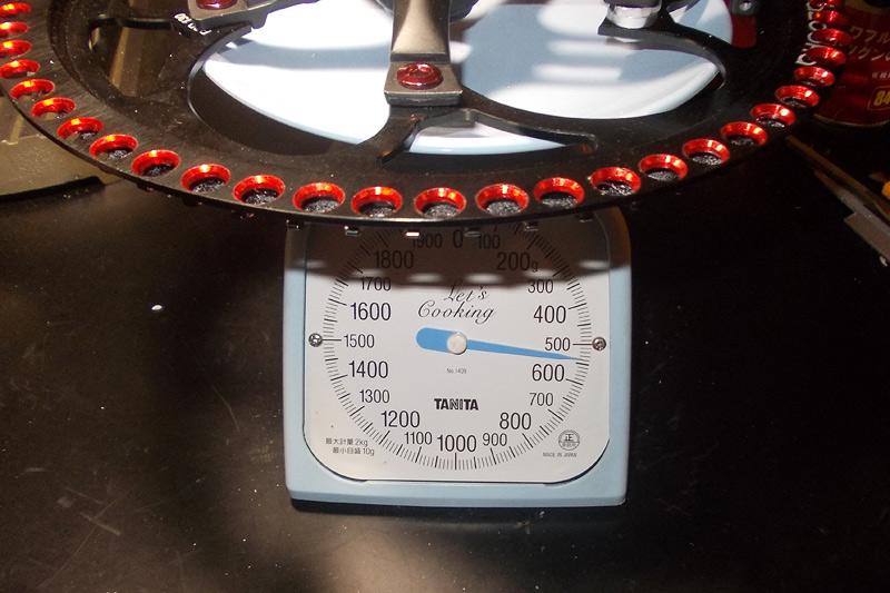 864-SR-サンツアー-SC-C-SCSP42-PBG-クランクセット-9S用-アルミ製