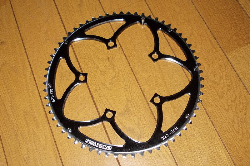 068-POWERTOOLS MINI-VELO-CHAINRING-62T