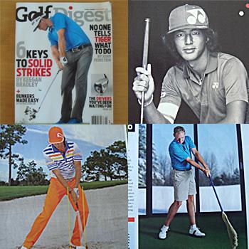 アメリカのゴルフダイジェスト