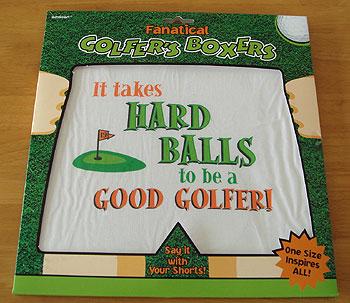 ゴルフ!トランクス