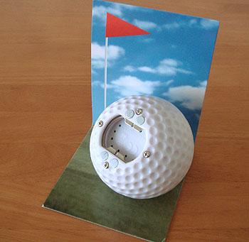 ゴルフボール型 ボトルオープナー ゴルフ