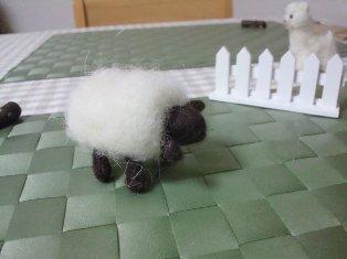 羊毛断熱材で作った羊