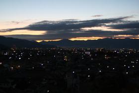 日の出前☆