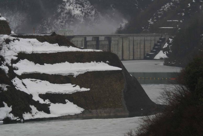 姉川ダム2