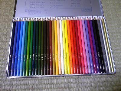 色鉛筆36色
