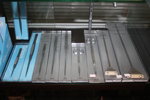 ADA 水草専用ピンセットXL Do ピンセットS プロシザース ショート 東海 岐阜 熱帯魚 水草 観葉植物販売 Grow aquarium
