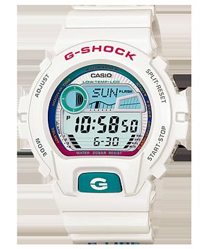 すべての講義 2014 月齢 : Gショックの白いメンズ時計 ...