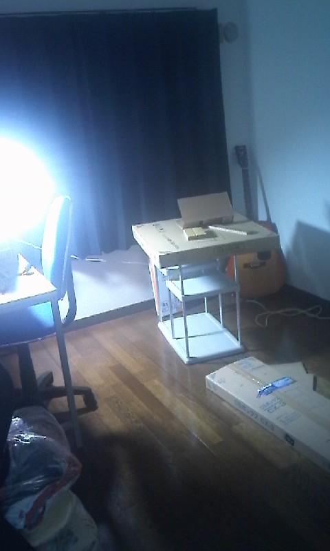新 my room
