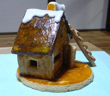 クッキー小屋横
