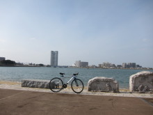 $GuOtTiのブログ-香椎浜の景色