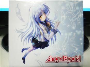 Angel Beats!CD4枚連動法人別特典1