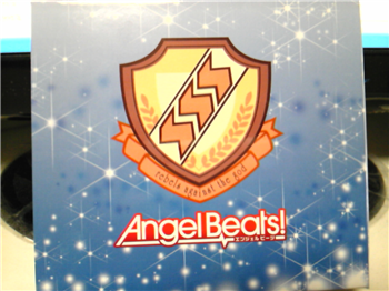 Angel Beats!CD4枚連動法人別特典2