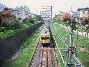 西武多摩川線