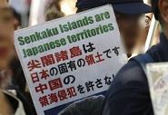 尖閣渋谷2600人デモ2