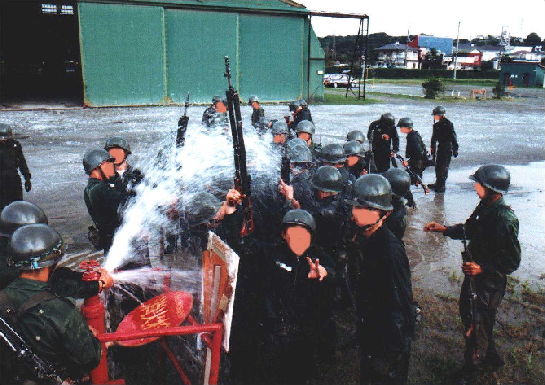 戦闘訓練3