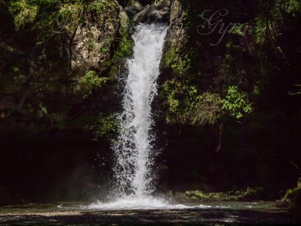 陣馬の滝 B