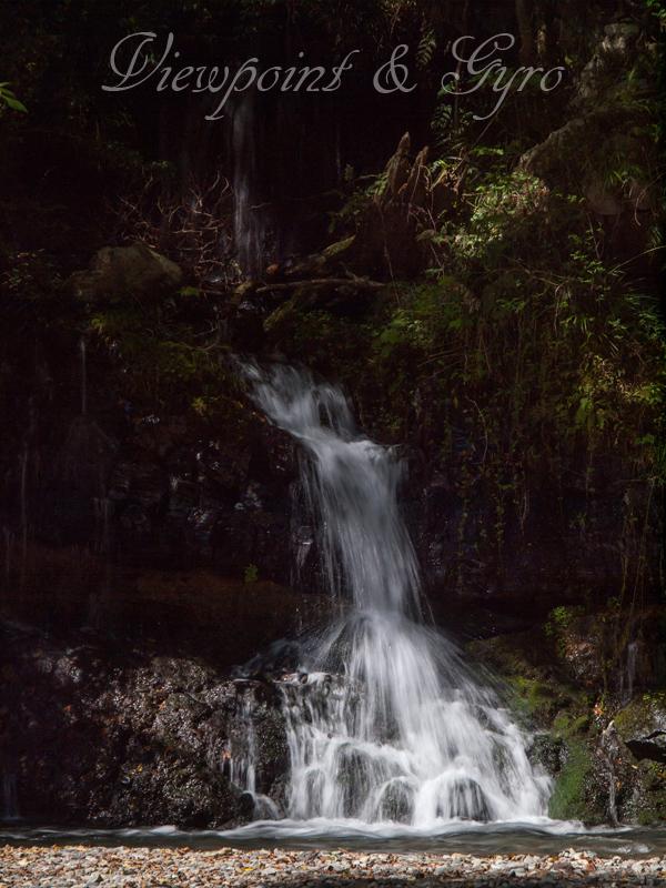 陣馬の滝 D