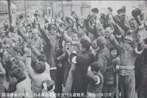 南京 入城 日本軍